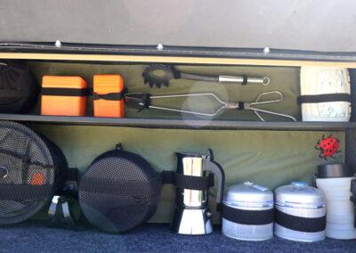 Camping Gear Chobe4x4 Self Drive Botswana Adventure