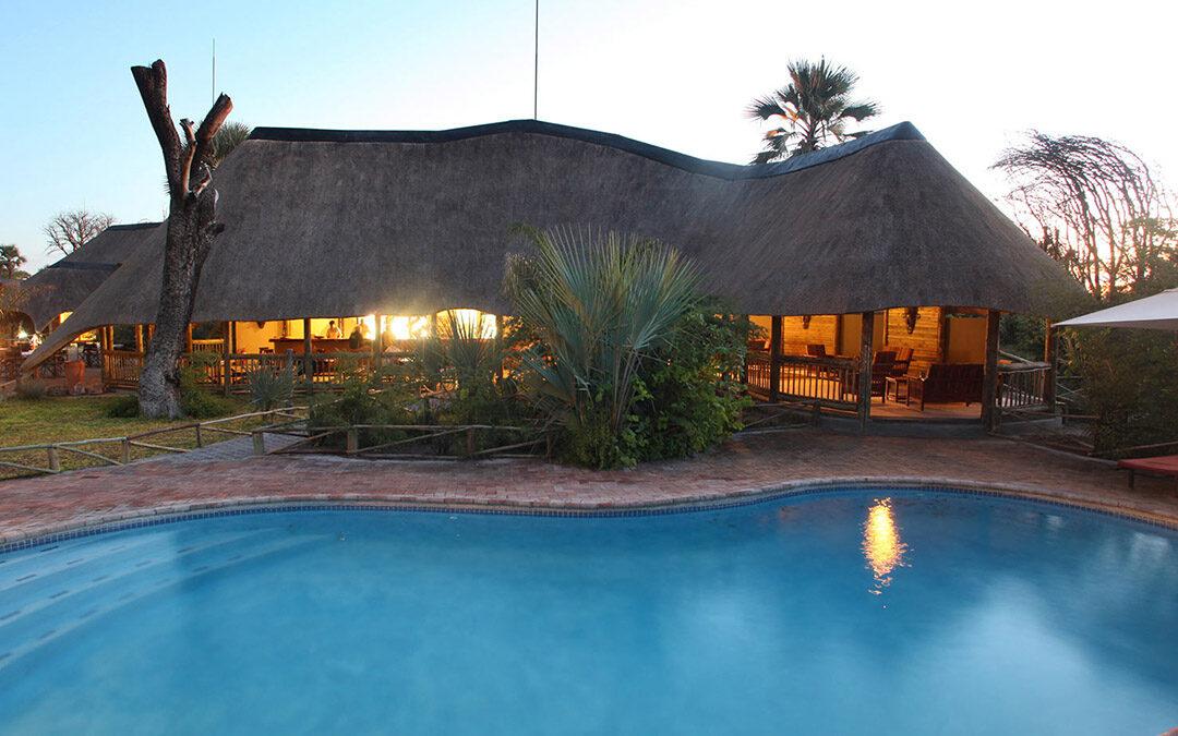 Camping Botswana Nata Lodge