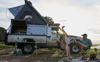 A self-drive adventure through Botswana