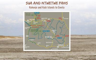 Sua & Ntwetwe Pans